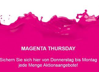 Magenta Thursday