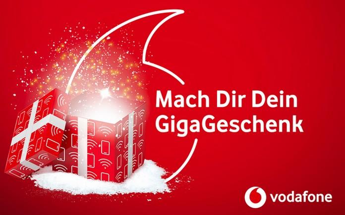 Vodafone Giga Geschenke