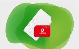 16 GB LTE Allnet-Flat im Vodafone-Netz für 13,99 € im Monat - nur bis 16.12.2019 so günstig