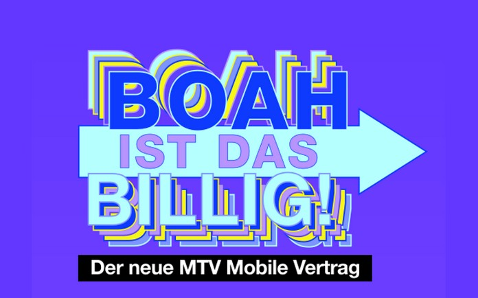 mobilcom-debitel ist jetzt für MTV Mobile Tarife zuständig