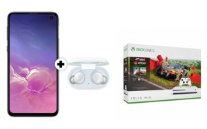 Xbox One S + Samsung Galaxy S10e