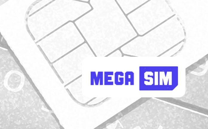 MegaSIM Allnet 3 GB