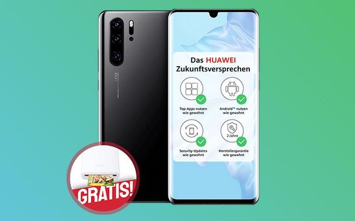 o2 Free M + Huawei P30 Pro