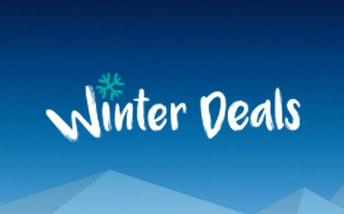 o2 Winter Deals