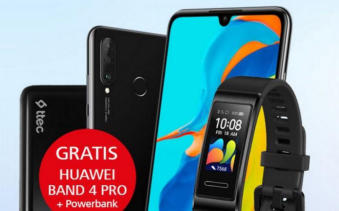 Otelo Allnet-Flat + Huawei P30 Lite (New Edition)
