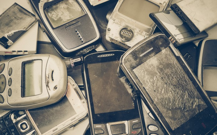 Smartphone-Pfand