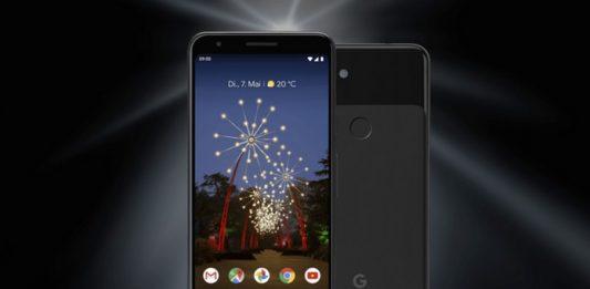 Blau Allnet-Flat + Google Pixel 3a