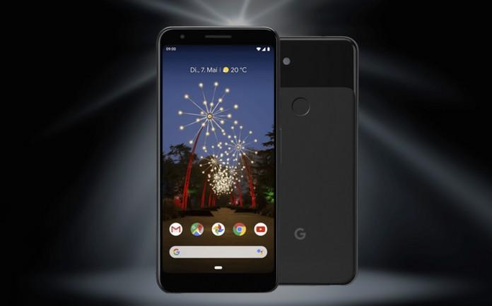 Google Pixel 3a mit Vertrag