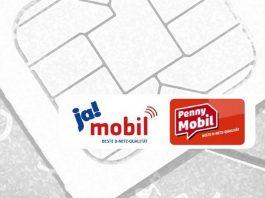 Mehr Datenvolumen bei ja mobil und PENNY mobil