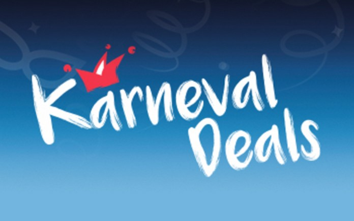o2 Karneval Deals