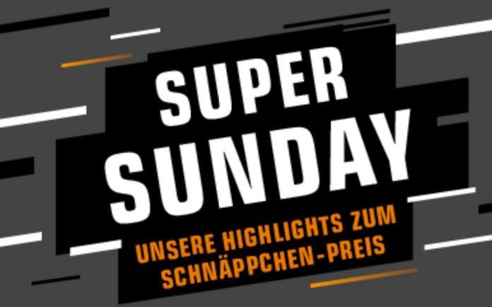 Saturn Super Sunday: Die Sonntagsangebote