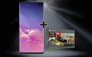 Xbox + Samsung Galaxy S10 Plus