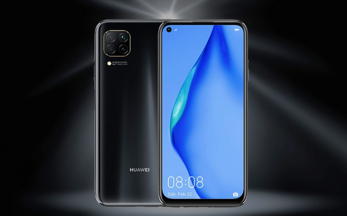 Blau Allnet-Flat + Huawei P40 Lite