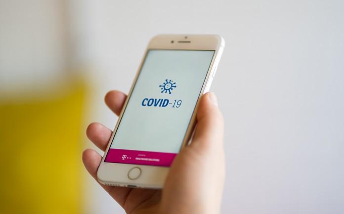 Die COVID-19 App wurde von der Telekom Healthcare Solutions mit ihrem Partner BS Software Development entwickelt (Quelle: Telekom)