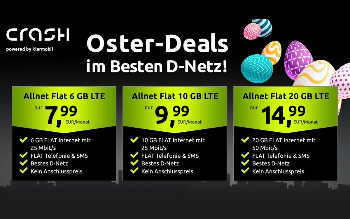crash Allnet-Flat 10 GB