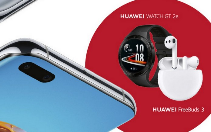 Huawei P40 Pro Vorbesteller-Aktion