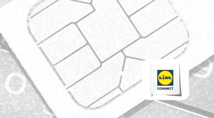 LIDL CONNECT Starterpaket