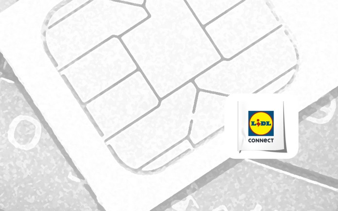 LIDL CONNECT Starterpaket