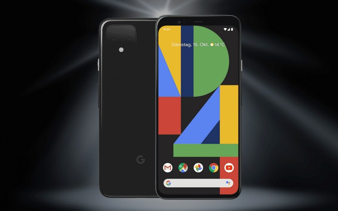 Pixel 4 mit Vertrag
