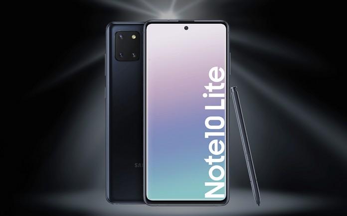 Vodafone green LTE + Samsung Galaxy Note 10 Lite