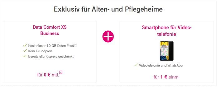 10.000 Smartphones spendiert die Telekom für je 1 € Kaufpreis