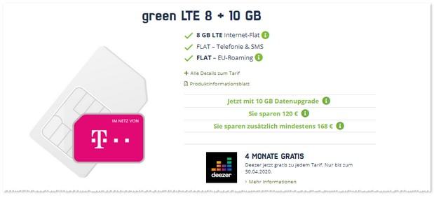 mobilcom-debitel Datenupgrade