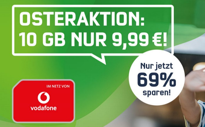 mobilcom-debitel Osteraktion