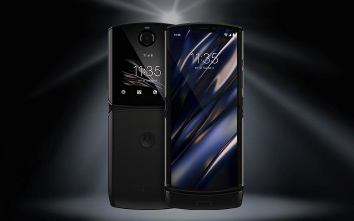 o2 Free M + Motorola razr