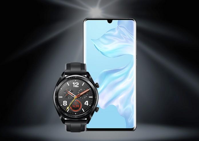 o2: Huawei Watch GT zum Huawei P30 Pro