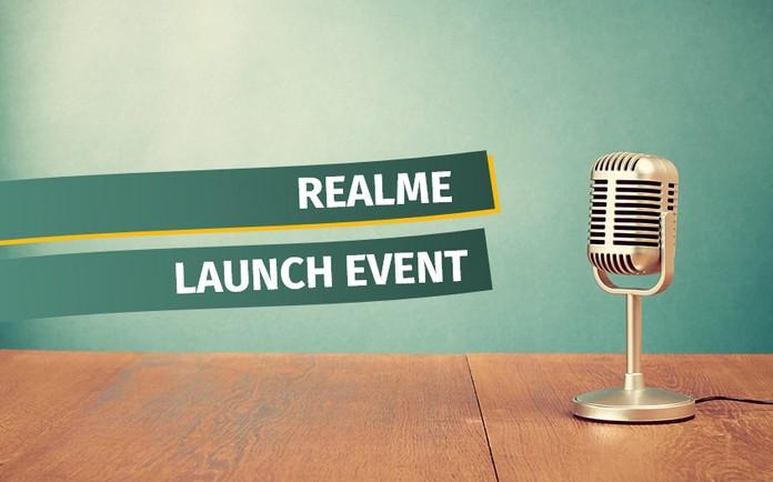 Realme Launch Event