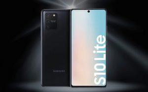 Vodafone green LTE + Samsung Galaxy S10 Lite