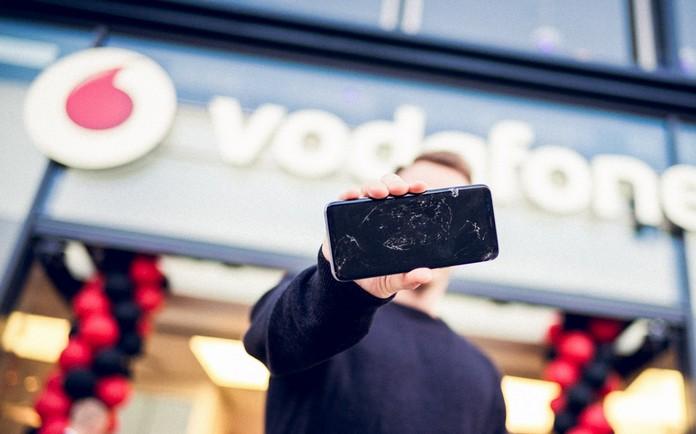 Vodafone Tauschrausch