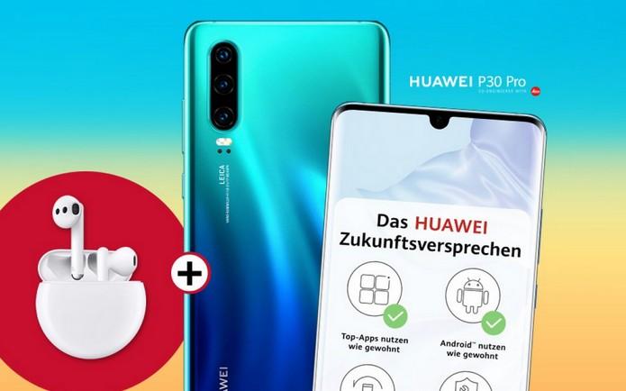 Huawei klingt genial