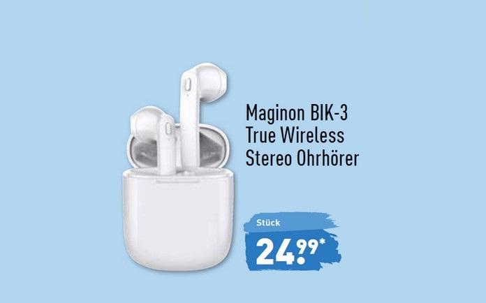 Maginon BIK-3 Ohrhörer bei ALDI