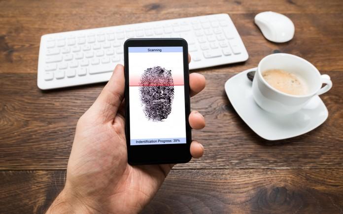Durch einen neuen Fingerabdruck-Sensor könnte das Note 20 noch sicherer werden