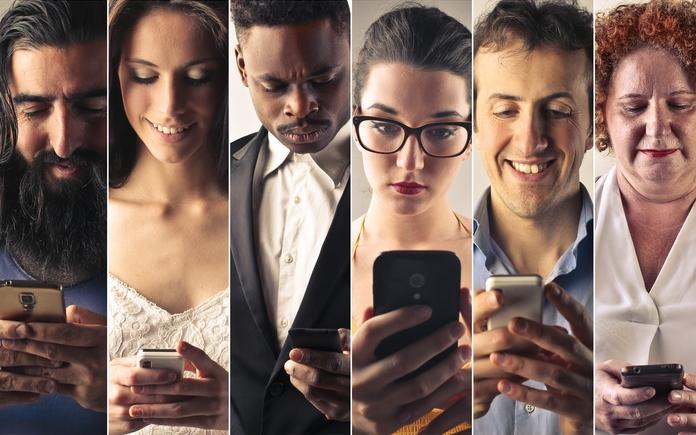 Smartphones im Überfluss