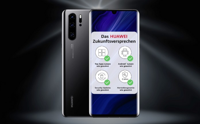 Vodafone Smart L Plus + Huawei P30 Pro (New Edition)