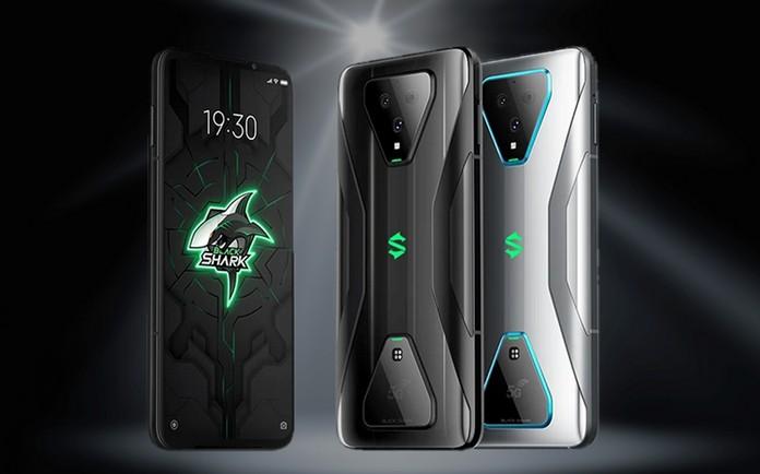 Gaming-Smartphone Black Shark 3 endlich verfügbar