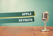 Apple Keynote