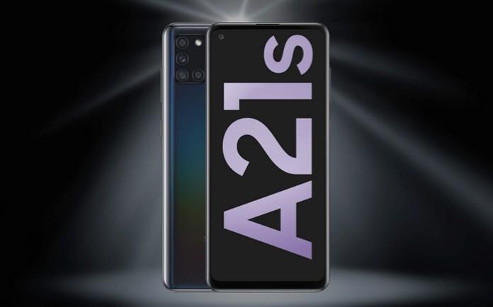 Blau Allnet-Flat + Samsung Galaxy A21s