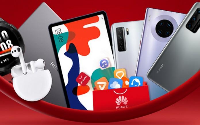 Huawei Mehrwertsteuer-Aktion
