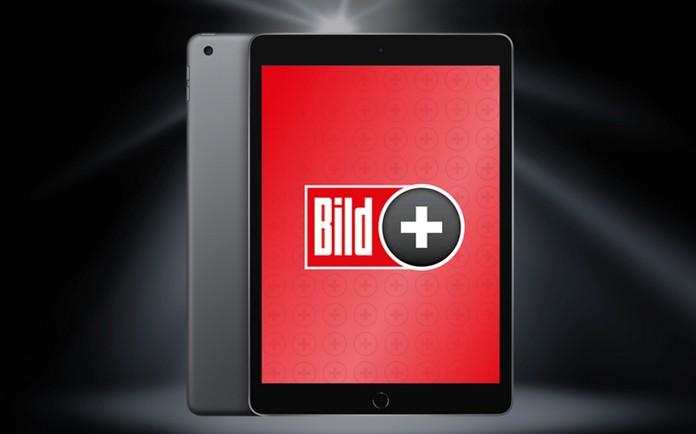 iPad + BILDplus Premium App