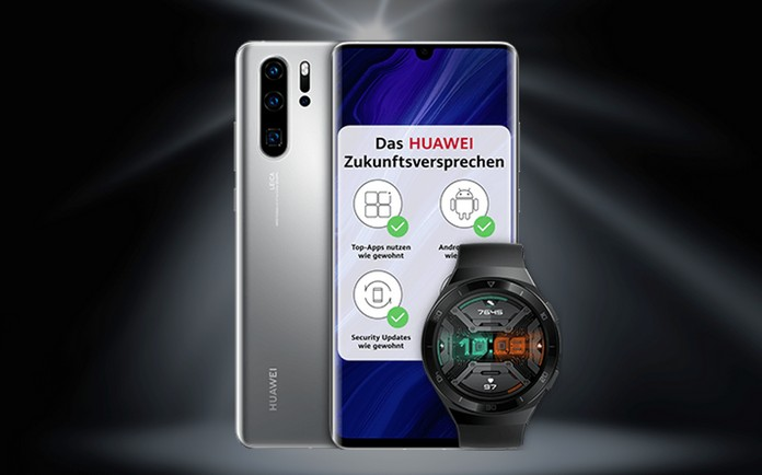 o2 Free M + Huawei P30 Pro New Edition
