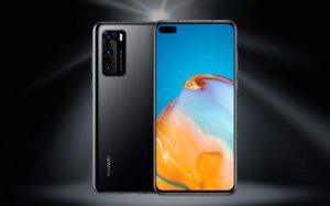 o2 Free M + Huawei P40