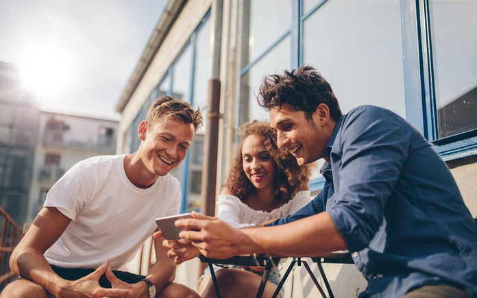 Smartphones beliebteste Gaming-Plattform