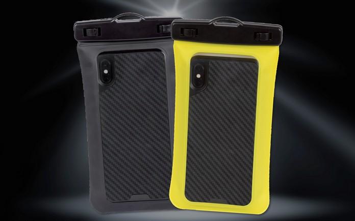 Die wasserdichte Handy-Schutzhülle von Stark gibt's bei LIDL günstig - wie dicht ist sie?