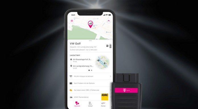 Telekom Car Connect