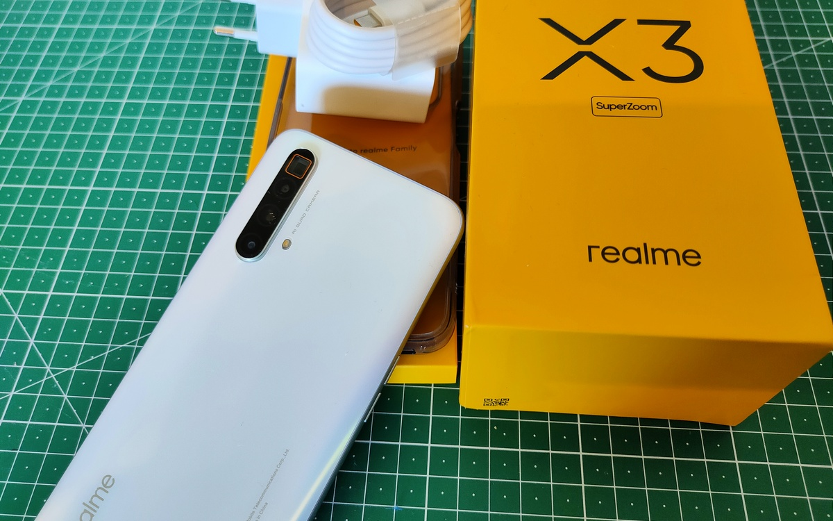 Realme X3 Superzoom Unboxing
