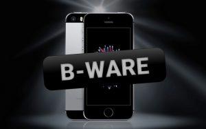 iPhone SE (64 GB, B-Ware) zur Klarmobil Allnet-Flat