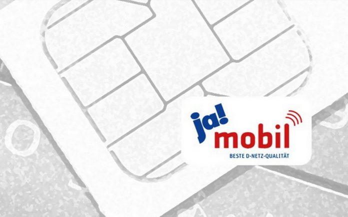 ja! mobil mit 10 GB Datengeschenk